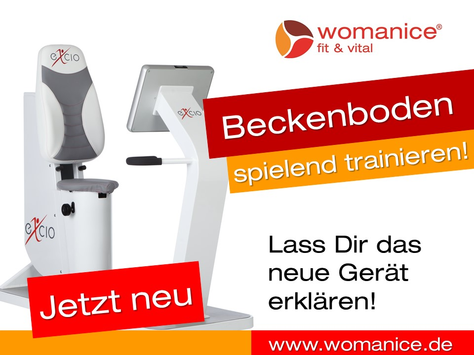 Power plate beckenboden